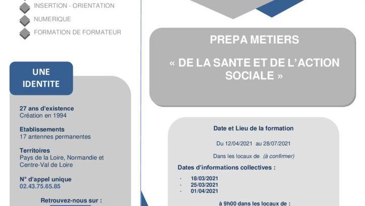 thumbnail of Fiche de présentation -prépa métier SAP – Romorantin – lot 191 – 120321