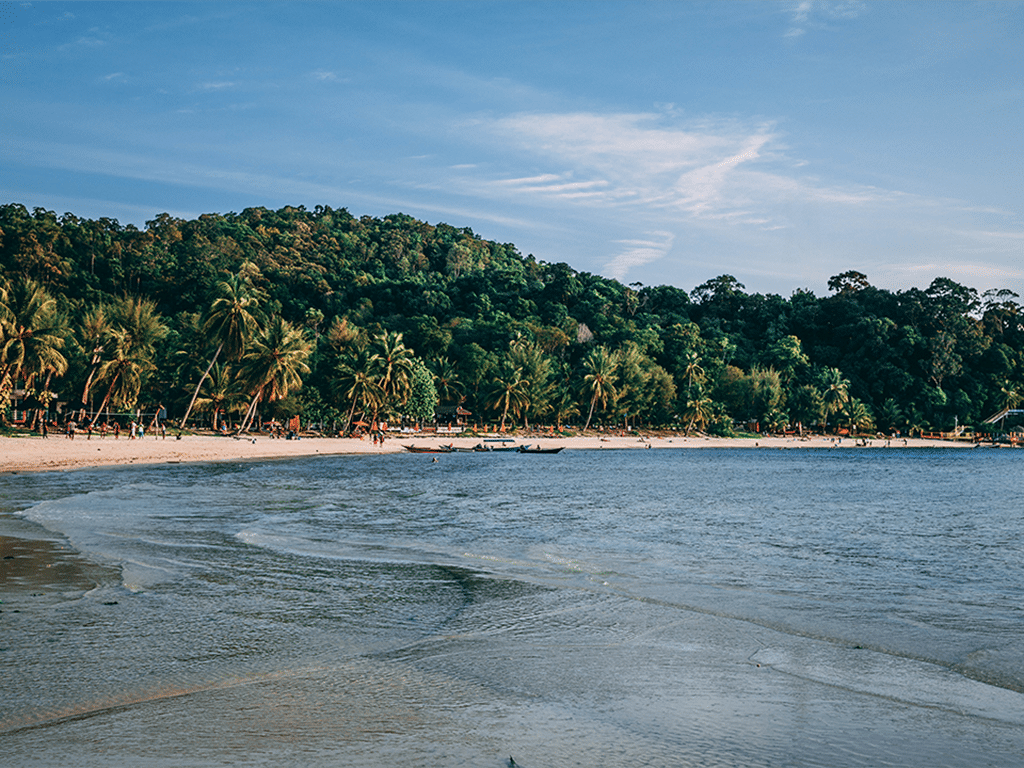 perhentian islands by day
