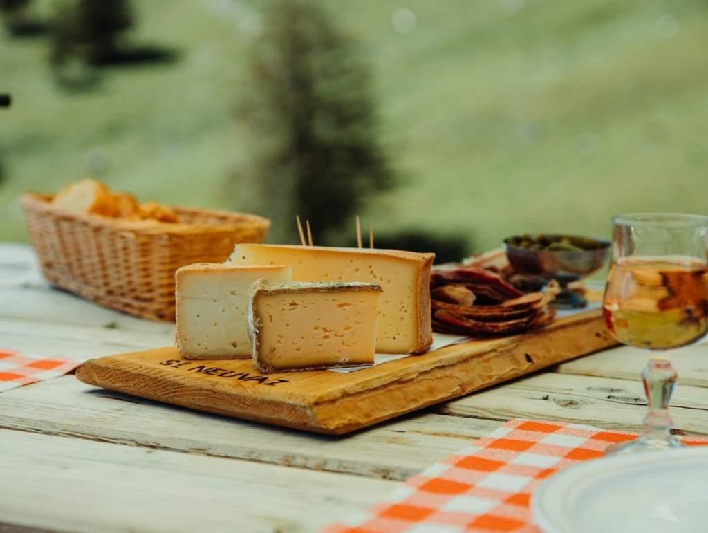 fromage alpage de novel