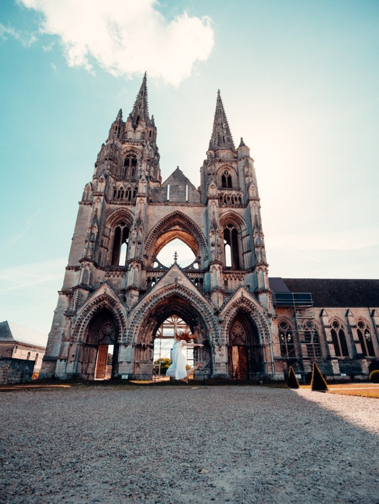 abbaye saint jean des vignes face