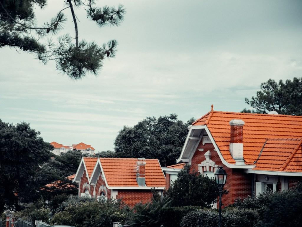 les toits de soulac sur mer