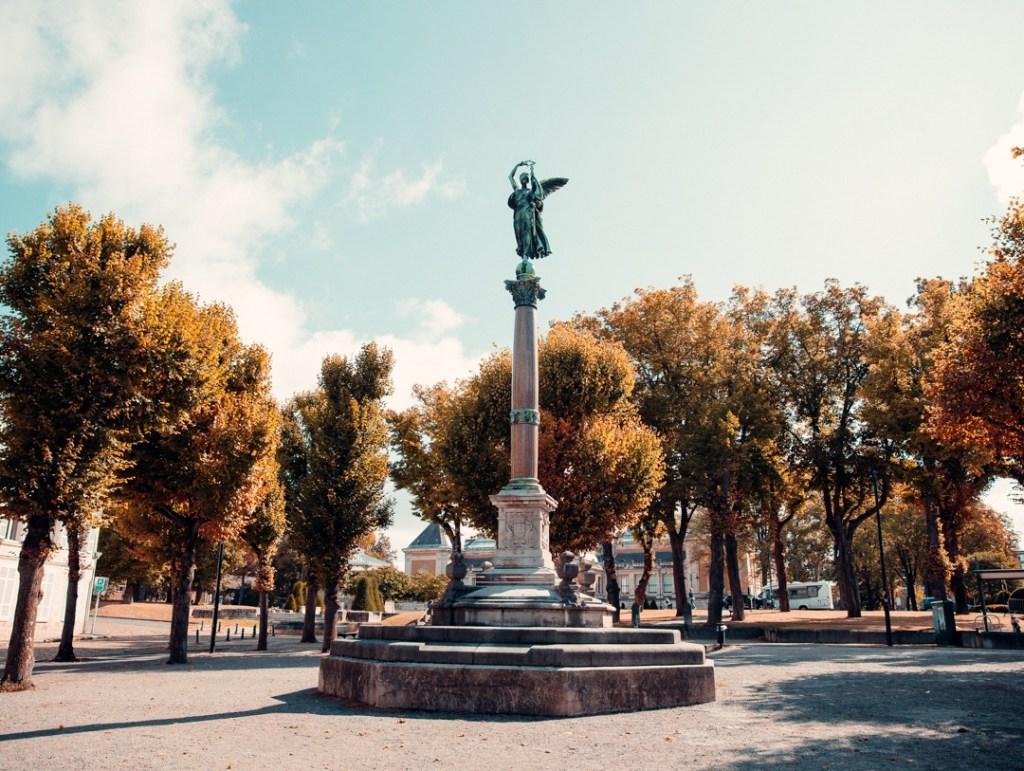 statue valenciennes