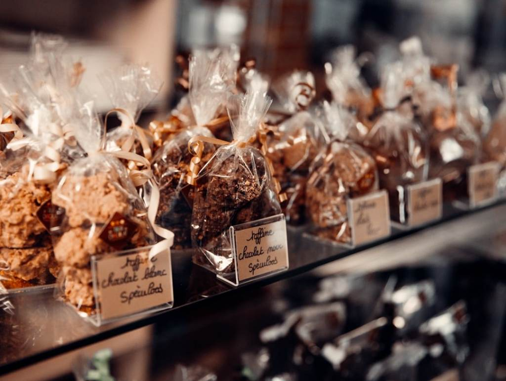 chocolats au tour du kiosque