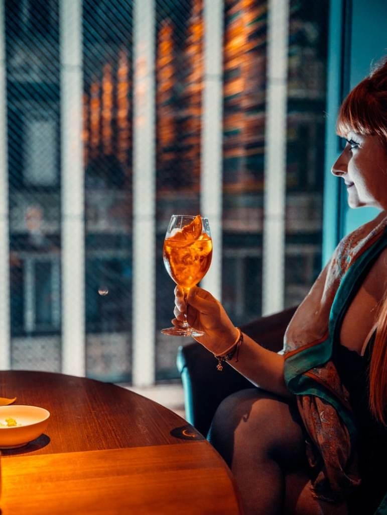 cocktail hyatt centric ginza