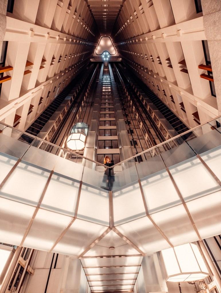 ascenseur prince park tower