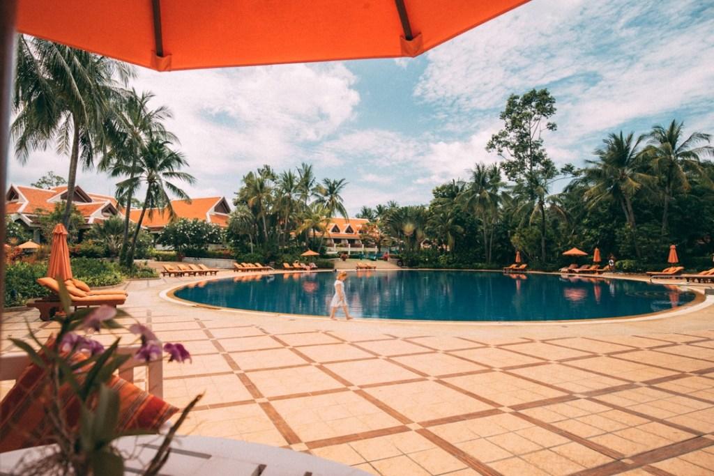 piscine resort santiburi