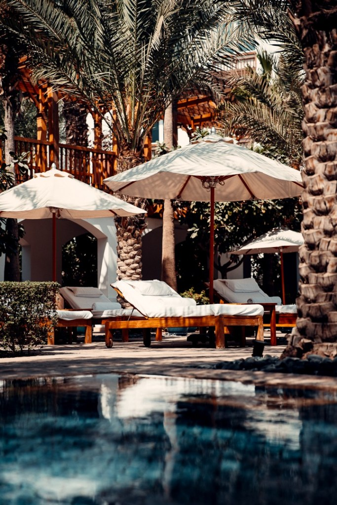 big pool park hyatt dubai