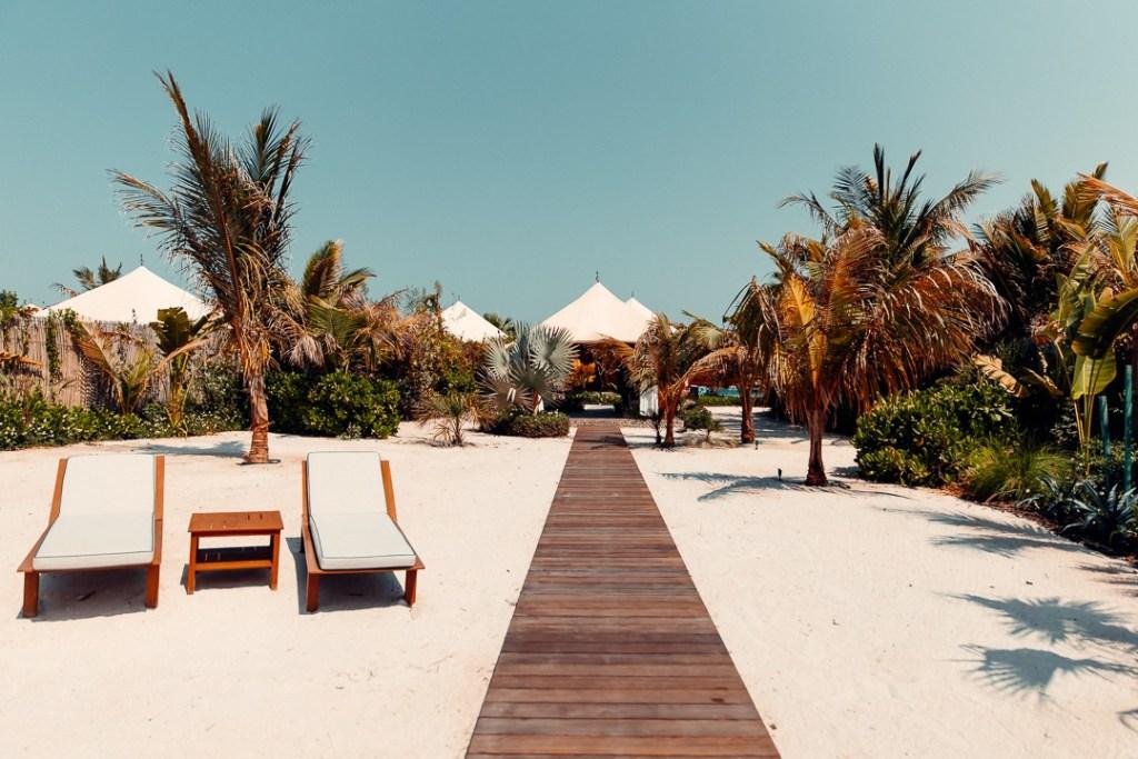 villa al hamra beach
