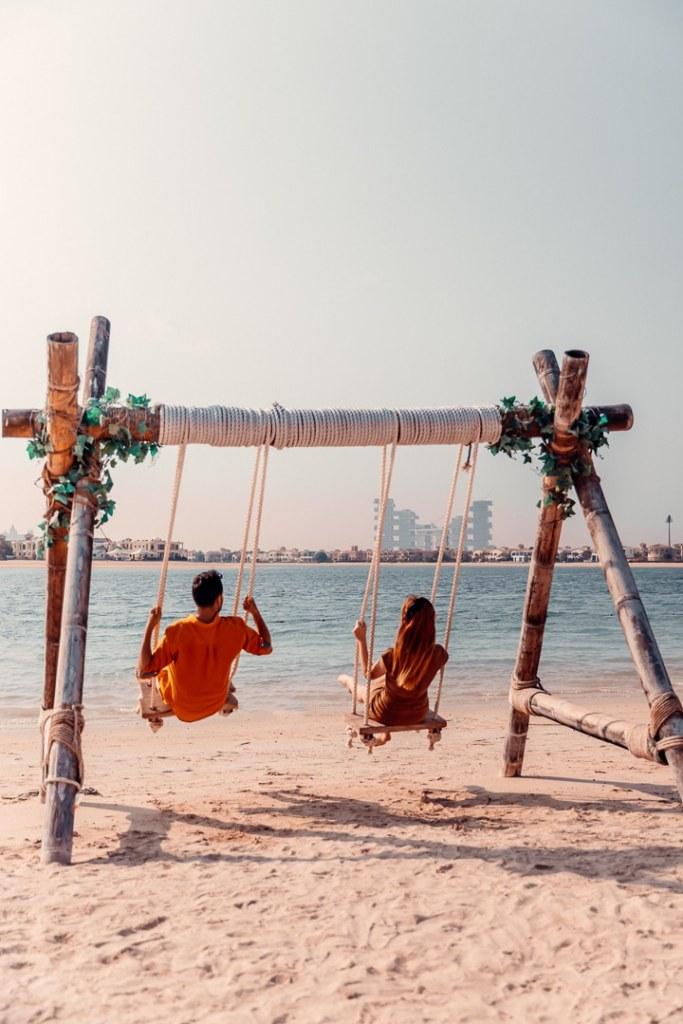 plage rixos the palm