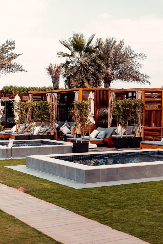 cabana privée rixos premium