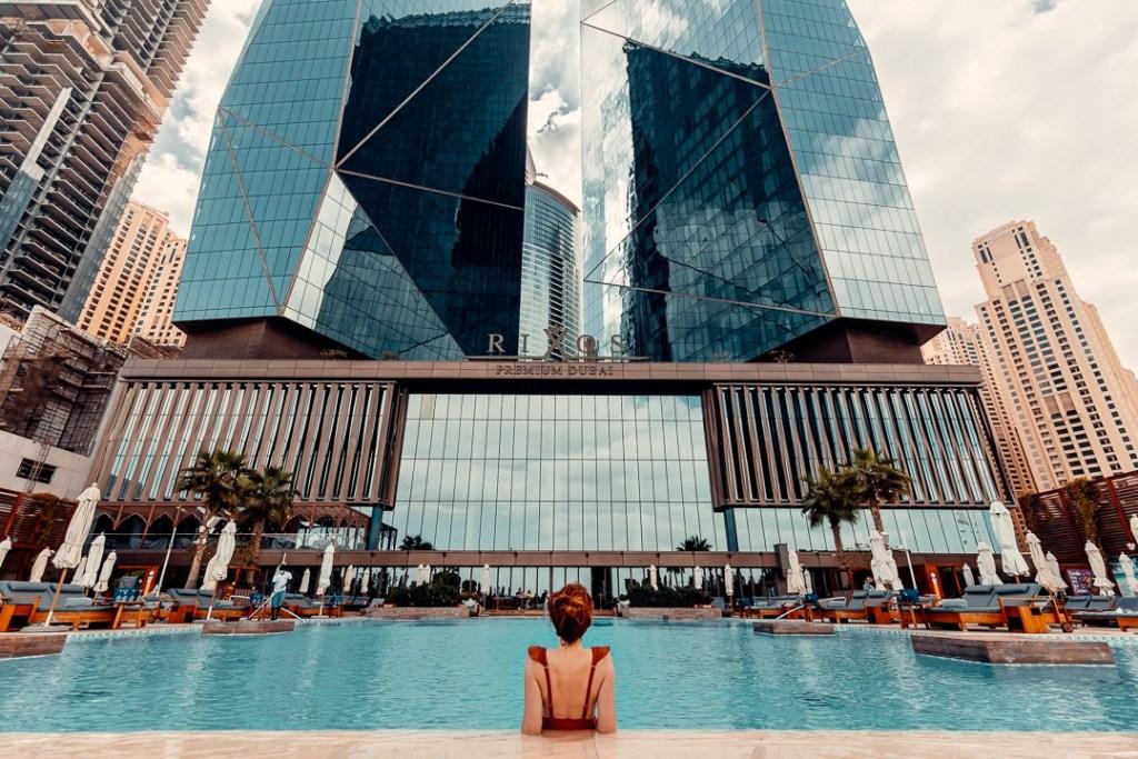 piscine rixos premium
