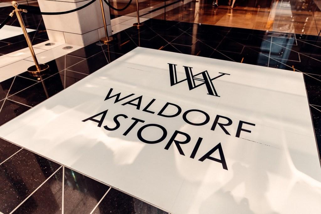 waldorf astoria difc logo