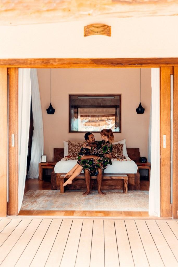 Chambre villa White Sand zanzibar