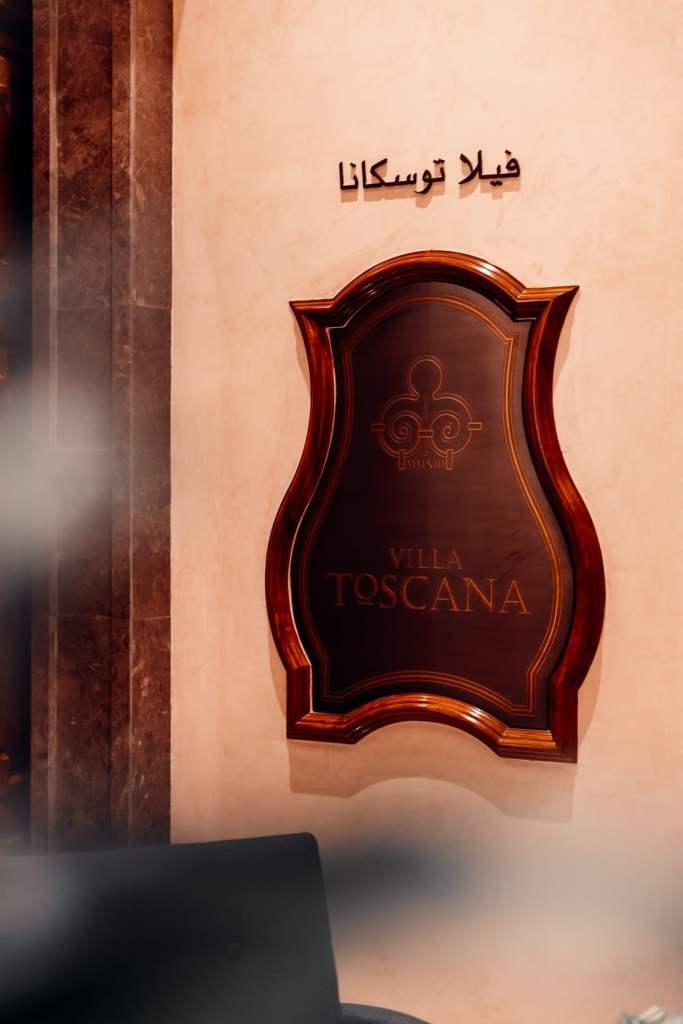 villa toscana st regis