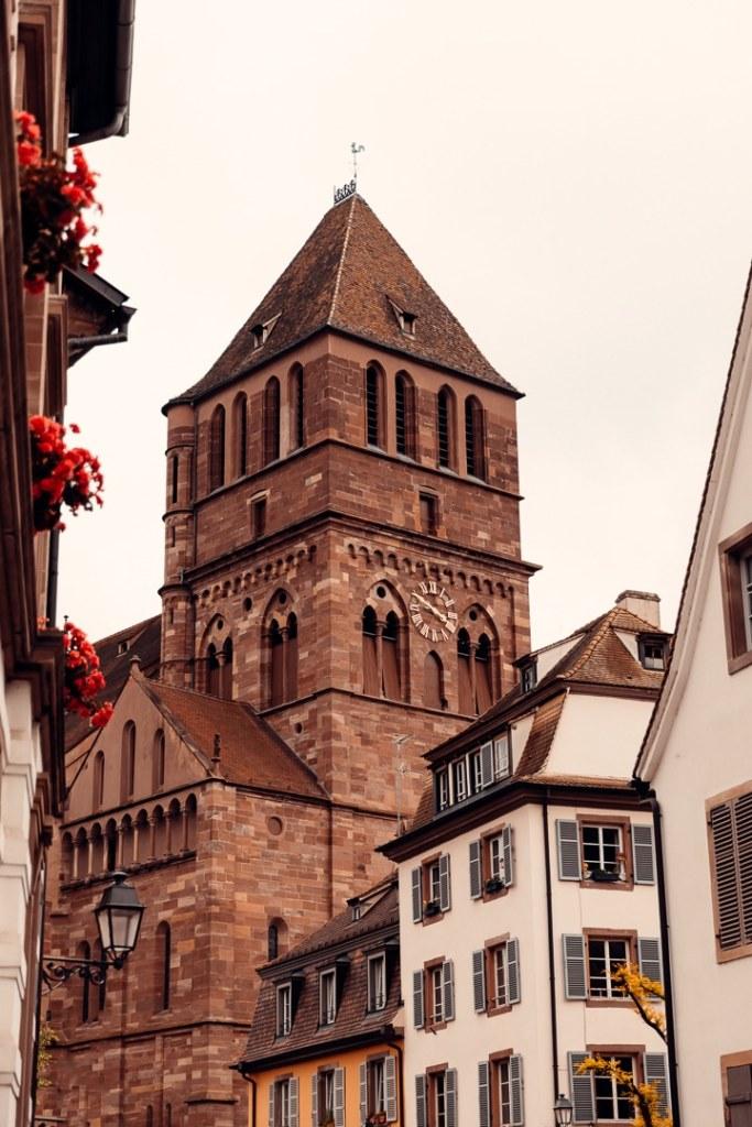 église strasbourg