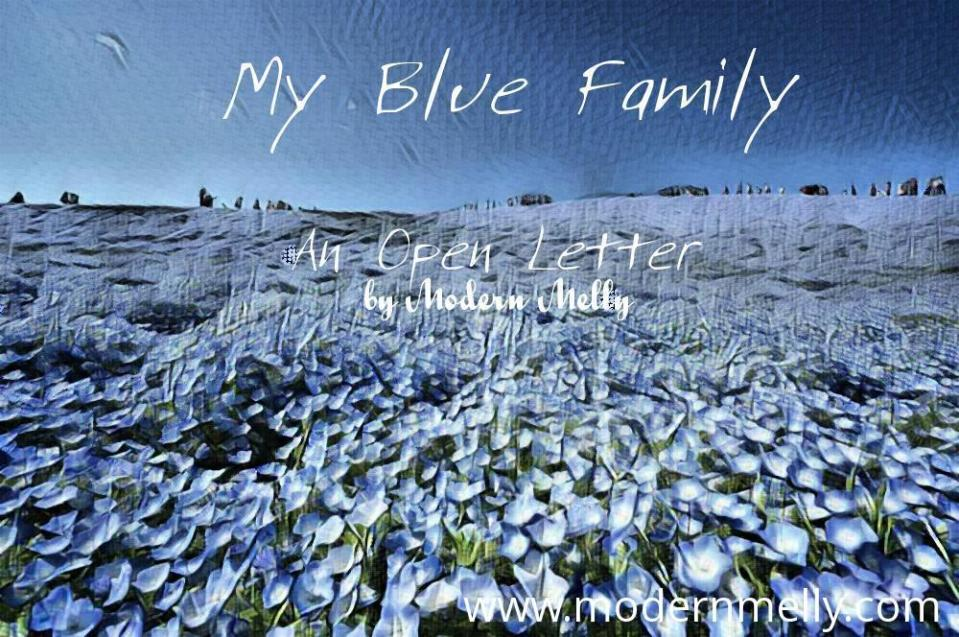 My Blue Family
