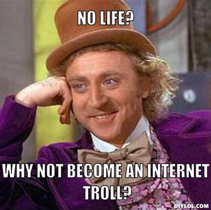 Top Internet Troll & Trash Talker Tactics