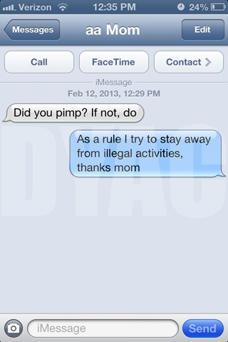 25 Priceless Texts Only Mom Could Write