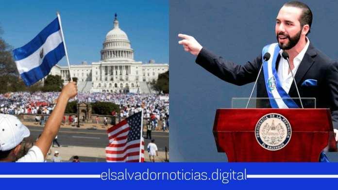 El Salvador y su presidente Nayib Bukele ya buscan un nuevo TPS para Salvadoreños