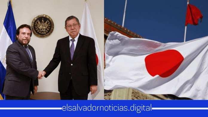 Gobierno de Japón dona 13 Millones de Dólares por año a El Salvador