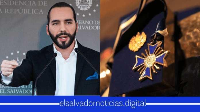 Nayib Bukele entregara reconocimiento de ORO, PLATA y BRONCE a policías héroes