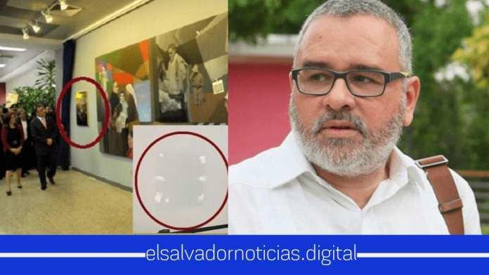 CEPA retira placa del Nicaragüense Mauricio Funes acusado de CORRUPCION
