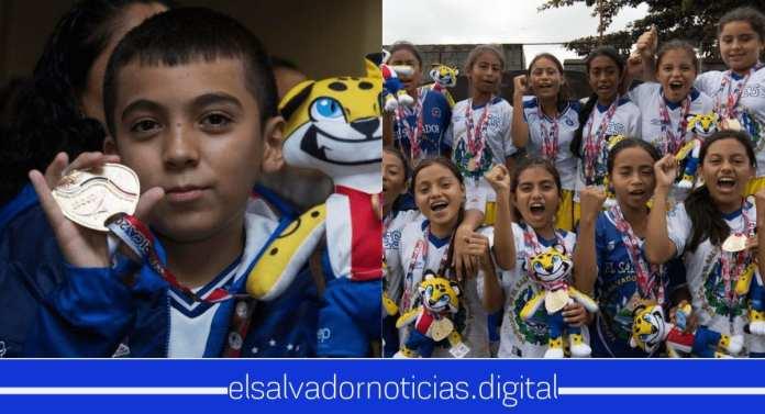 Finalizan los juegos Codicader 2019 con imponente participación de El Salvador.
