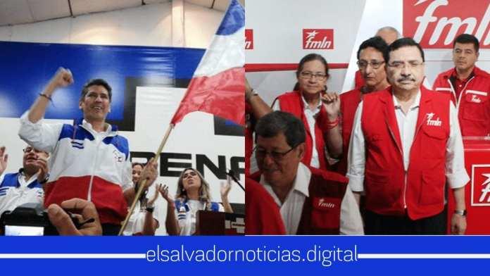 ARENA y el FMLN entregaron $225,500 a la MS-13 para que los apoyaran en elecciones 2014 y 2015