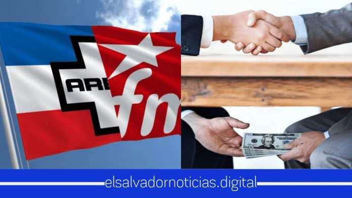 ARENA y el FMLN firman PACTO DE CORRUPCIÓN en la asamblea legislativa
