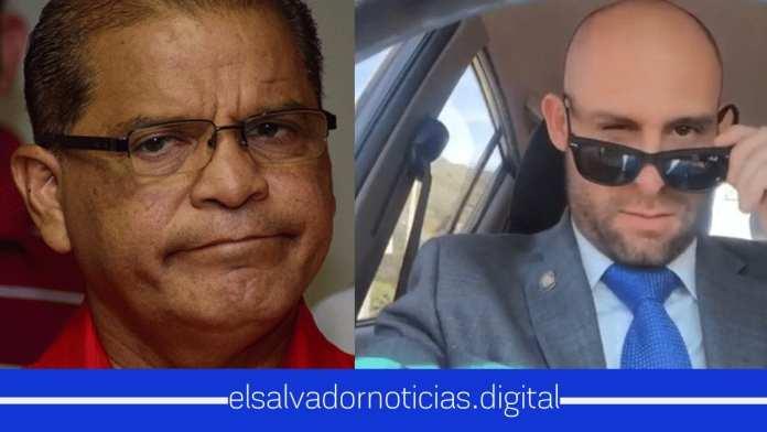 Oscar Ortiz sale a defender Velásquez Parker diputado de ARENA