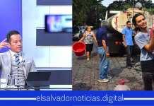 Presidente de ANDA afirma que no habrá pago de recibo de agua para colonias afectadas