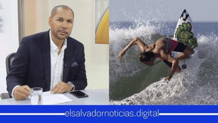 La Asociación Latinoamericana de Surf reconoce el gran trabajo de Yamil Bukele