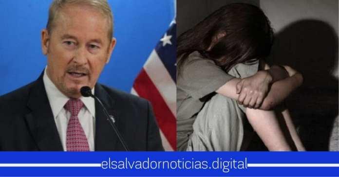 Embajador de EE.UU pide justicia y no quede impune el delito del magistrado Escalante