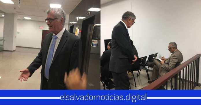 Carlos Federico Paredes, expresidente del BCR y César Alvarado, exviceministro de Vivienda enviados a juicio por estafa agravada