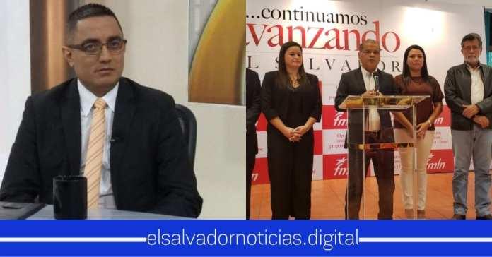FMLN no solo le robaban al pueblo, también a los de la Asamblea Legislativa con cuotas