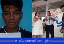 Le otorgan su BECA a Eduardo Ochoa por sacar mayor nota en PAES
