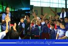 El Salvador sede de la fiesta de Mini Basketball Américas de FIBA 2019