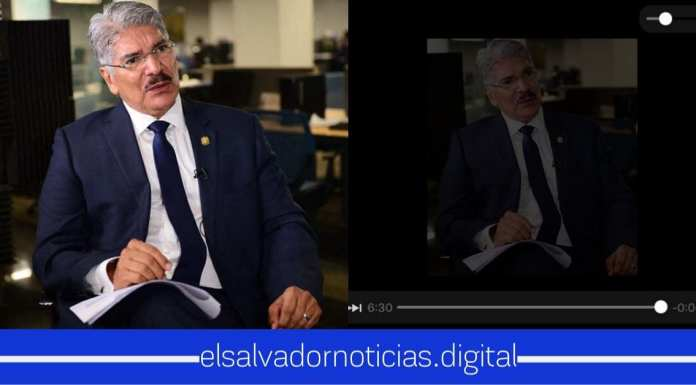 Muestran vídeo donde aparece Norman Quijano en reunión con pandillas