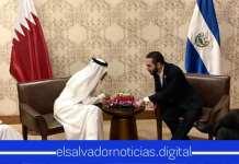Nayib Bukele hace historia con lograr acuerdos con Qatar