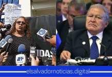 Familiares de personas desaparecidas en la guerra civil piden a la FGR que investigue los crímenes de Sánchez Cerén