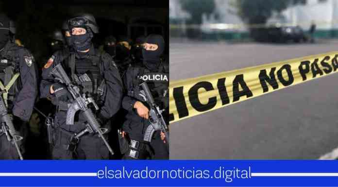 Director de la PNC anuncia la baja de homicidio de un 50% en El Salvador