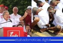 FMLN sacó de las cárceles a pandilleros para que votarán por Sánchez Cerén