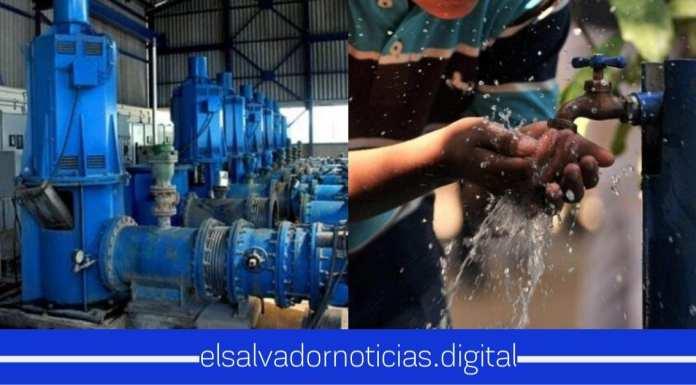 ¡PRONTO! se llevará el servicio del agua a más 1,5 millones de salvadoreños con los trabajos de la planta Las Pavas