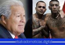 Se confirma que Sánchez Cerén estuvo en total acuerdo en que siempre se mantuvieran las negociaciones con pandillas