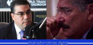 "Fiscal Melara le responde de manera directa a Quijano diciendo: ""No se confunda, no busco ni me interesa su confianza"""