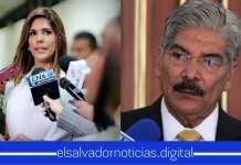 """Milena Mayorga: """"Si hay alguien a quien desaforar, es a quien está señalado de delito de negociaciones con pandillas y fraude Electoral"""""""