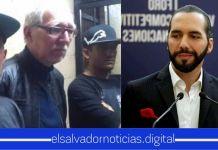 Paolo Lüers vinculado con estructuras criminales, exige al Gobierno del Presidente Bukele que destituya a los funcionarios de seguridad