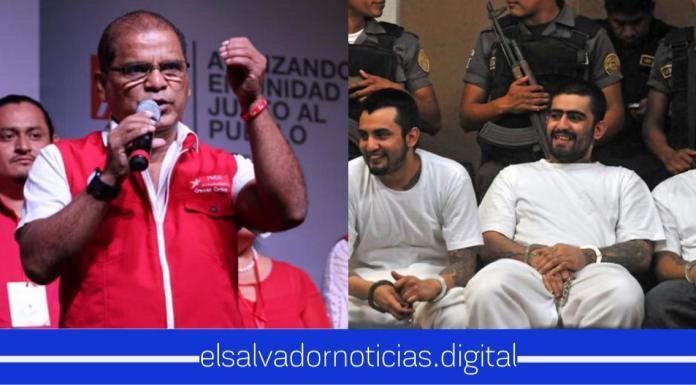 """Óscar Ortiz dice: """"Ni ayer, ni ahora, ni mañana el FMLN tendrá pactos con grupos criminales"""""""