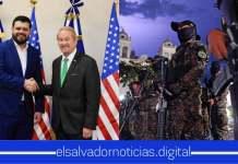 Embajador de Estados Unidos afirma que seguirá apoyando el Plan Control Territorial