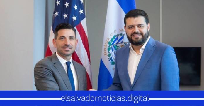 Ministro de Seguridad se reúne con Secretario de seguridad de EE.UU para combatir los delitos transnacionales, en coordinación de los Gobiernos